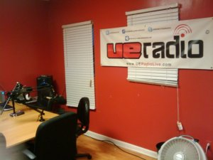 ueradio Sports Trap Radio will make it's debut 2-4-12 on UERadiolive.com !!!!!